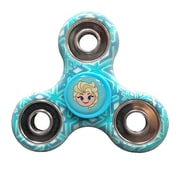 Forever Collectibles Elsa Frozen Emoji Fidget Spinner