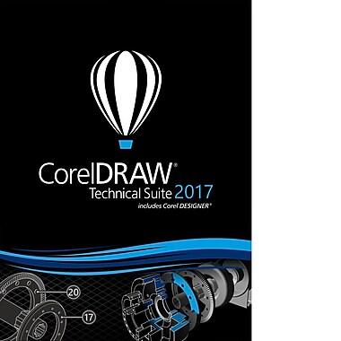 CorelDRAW – Logiciel Technical Suite 2017 [Téléchargement]