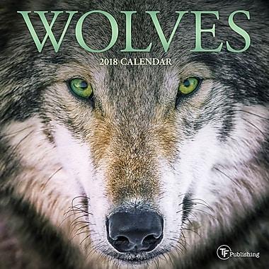 Tf Publishing 2018 Wolves Mini Calendar 7