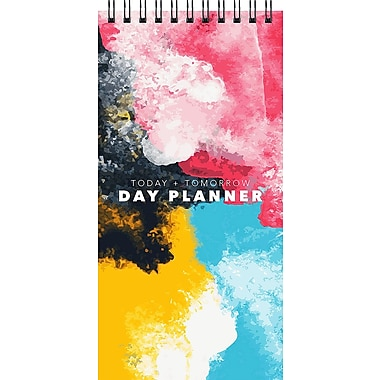 Tf Publishing Nondated Abstract Art Today And Tomorrow Day Planner 4