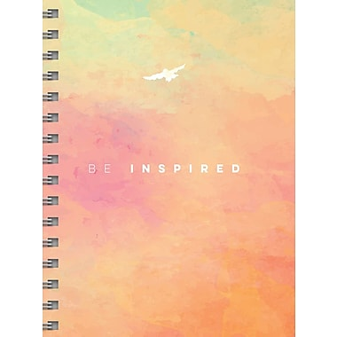 Tf Publishing 2018 Be Inspired Medium Weekly Monthly Planner 6.5