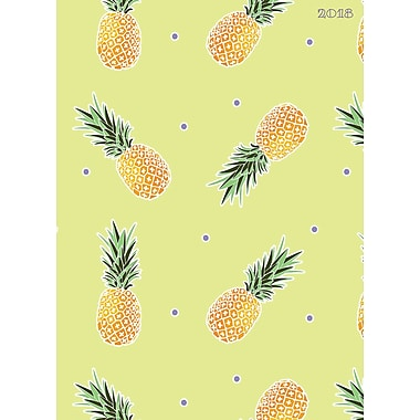 Tf Publishing 2018 Pineapples Monthly Planner 7.5