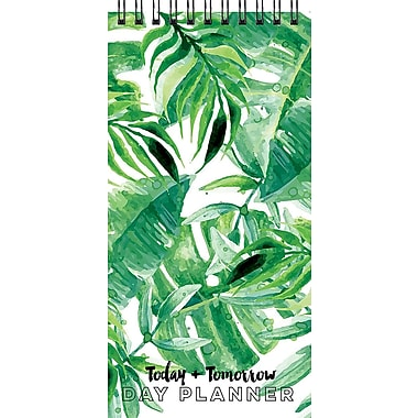 Tf Publishing Nondated Botanical Garden Today And Tomorrow Day Planner 4