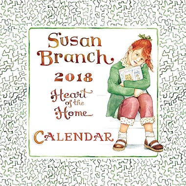Tf Publishing 2018 Susan Branch Mini Calendar 7