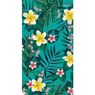 Tf Publishing 2018-2019 Aloha 2 Year Pocket Planner 3.5