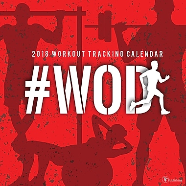 Tf Publishing 2018 #Wod Wall Calendar 12