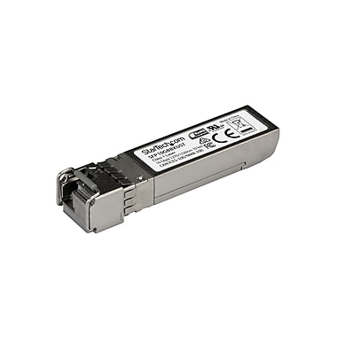 StarTech® MSA Compliant 10 Gigabit Fiber SFP+ Transceiver Module, 10GBase-BX (Upstream), SM LC, 10 km (SFP10GBBXUST)