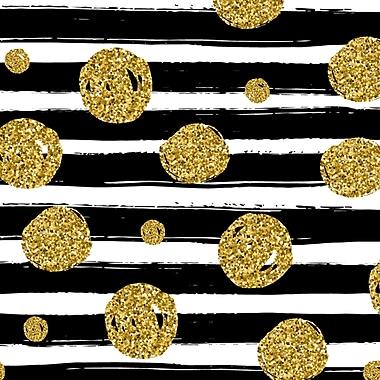 Tf Publishing Black & Gold Calendar Wrap 12.75