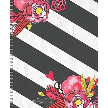 Tf Publishing Stripes Nondated Planner 9
