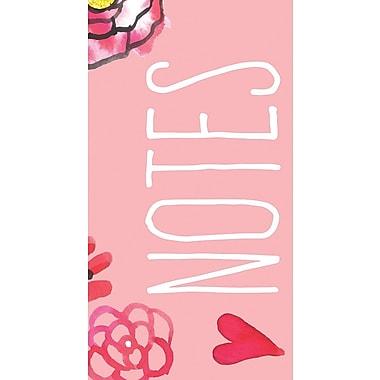 Tf Publishing Pink Nondated Jotter 3.5