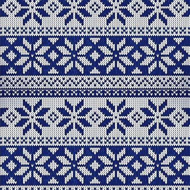 Tf Publishing Snowflakes Calendar Wrap 12.75