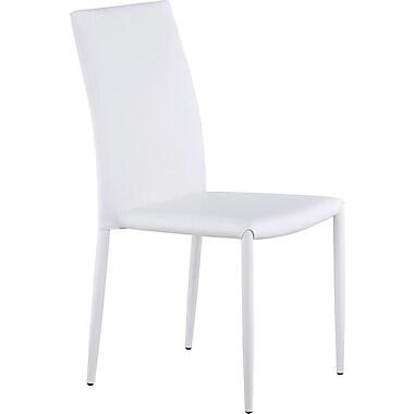 Orren Ellis Dibble Side Chair; White