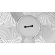 Optimus Wave 16'' Oscillating Stand Fan w/ Remote