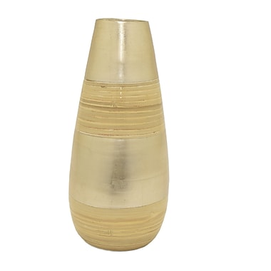 Bloomsbury Market Bamboo Lacquer Table Vase