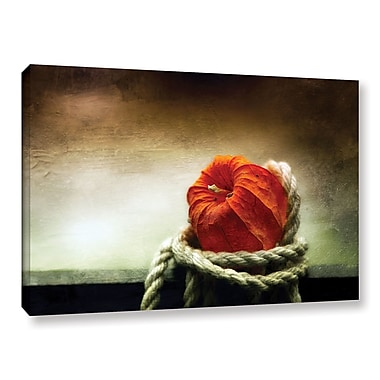 Ebern Designs 'Tied' Photographic Print on Wrapped Canvas; 24'' H x 36'' W