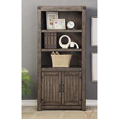 Gracie Oaks Jigna Standard Bookcase