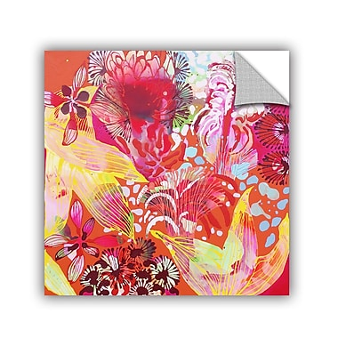 Latitude Run 'You Can't Catch ME' Graphic Art; 36'' H x 36'' W x 0.1'' D