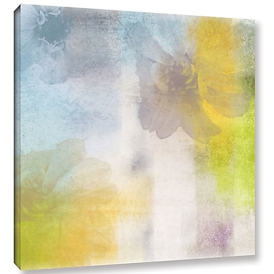 Ivy Bronx 'Breathing Force' Graphic Art Print on Wrapped Canvas; 10'' H x 10'' W x 2'' D