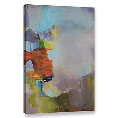 Ivy Bronx 'By the Sea' Painting Print on Canvas; 12'' H x 8'' W x 2'' D