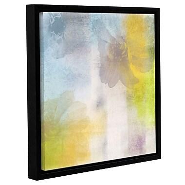 Ivy Bronx 'Breathing Force' Framed Print on Canvas; 36'' H x 36'' W x 2'' D