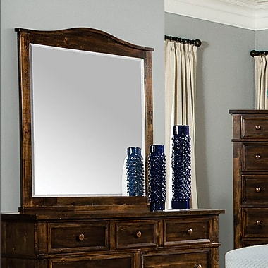 Darby Home Co Desaree Arched Dresser Mirror