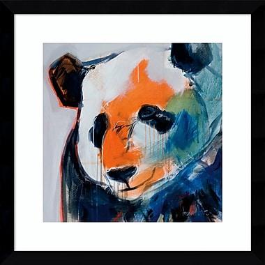 Bloomsbury Market 'Call Me Panda' Framed Painting Print