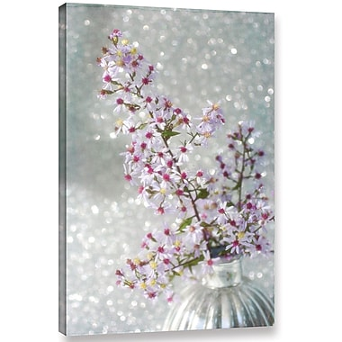Latitude Run 'Sparkling Asters' Photographic Print on Wrapped Canvas; 12'' H x 8'' W x 2'' D