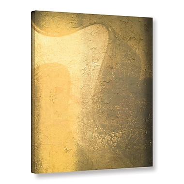 Latitude Run 'Muesli Honey' Graphic Art on Wrapped Canvas; 48'' H x 36'' W x 2'' D