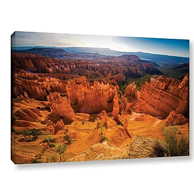 Latitude Run 'Arizona 41' Photographic Print on Wrapped Canvas; 16'' H x 24'' W x 2'' D