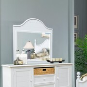 Longshore Tides Emelia Arched Dresser Mirror