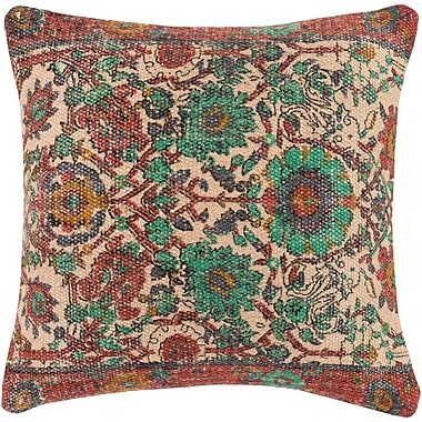 Bungalow Rose Zaqaria Throw Pillow; 20'' H x 20'' W x 4'' D