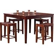 Bloomsbury Market Panasonic Counter Height Dining Table