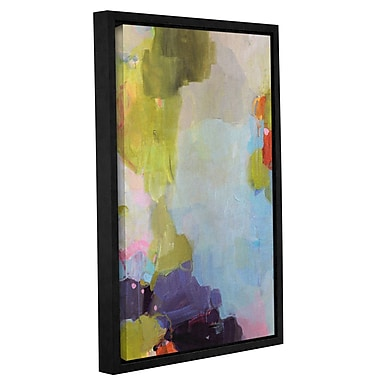 Varick Gallery 'Velvet Skies' Framed Painting Print on Wrapped Canvas; 18'' H x 12'' W x 2'' D