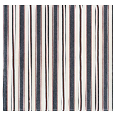 Longshore Tides Dayana Cotton Striped Tablecloth; 54'' x 90''