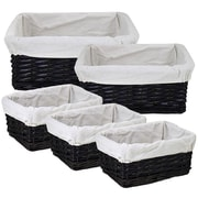 Darby Home Co 5 Piece Basket Set