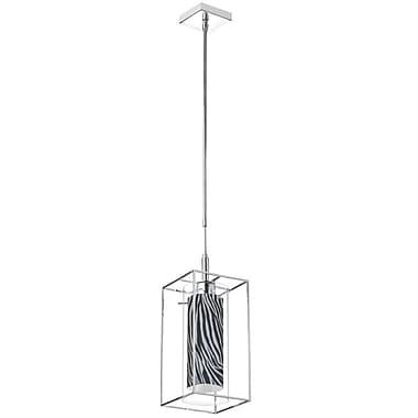 Orren Ellis Doradus 1-Light 100W Foyer Pendant