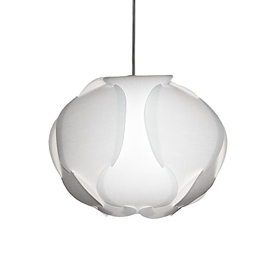 Orren Ellis Corvi 1-Light Globe Pendant