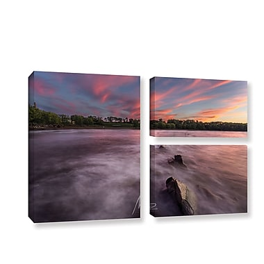 Bloomsbury Market 'Cottoncandy Sky' Photographic Print Multi-Piece Image on Wrapped Canvas
