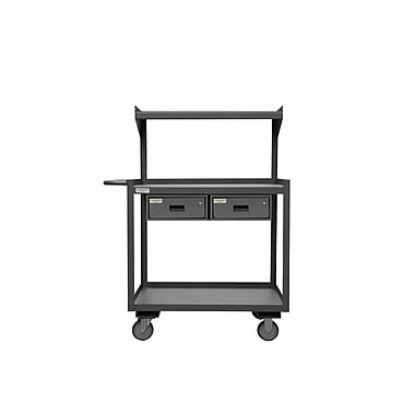 Durham Manufacturing Special Purpose Mobile Steel Top Workbench
