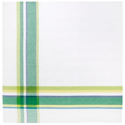 August Grove Matawan 100pct Cotton Plaid Tablecloth; 90'' W x 54'' L