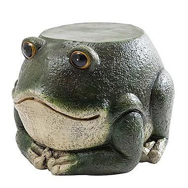 August Grove Rivas Frog Garden Stool