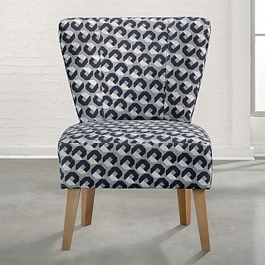 Varick Gallery Patchway Slipper Chair