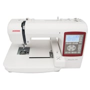 Janome Memory Craft Embroidery Computerized Electronic Sewing Machine