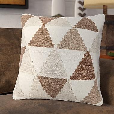 Loon Peak Burnie Throw Pillow; Polyester/Polyfill