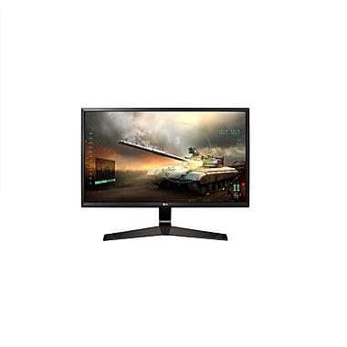 LG – Moniteur de jeu à écran incurvé IPS ACL DEL 24 po 24MP59G-P, 1920 x 1080, statique 1,000:1, 5 ms