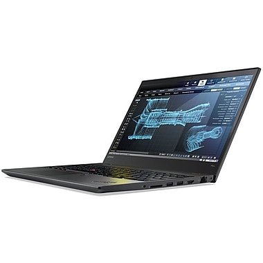 Lenovo - Portatif ThinkPad Ultrabook P51s 20JY0004US 15,6 po, 2,5 GHz Intel Core i7-6500U, SSD 512 Go, 16 Go DDR4, Win 7 Pro