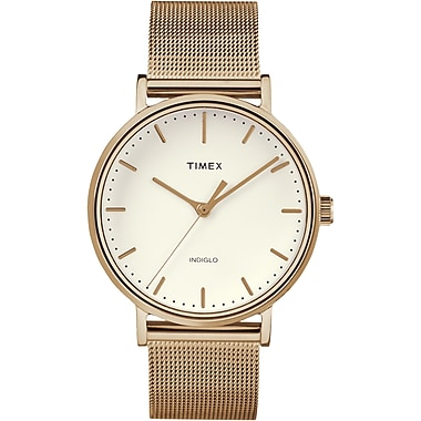 Timex The Fairfield Watch, Rose Gold (TW2R26400ZA)