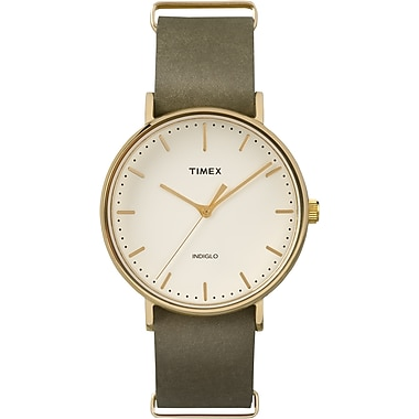 Timex The Fairfield Watch, Olive Green (TW2P98000ZA)