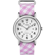 Timex Weekender 38mm Watch, Pink (TW2R24200ZA)