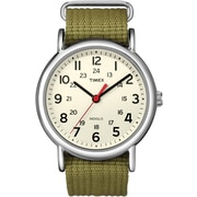 Timex Weekender Watch, Olive Green (T2N651AW)